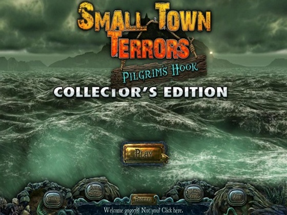 Small Town Terrors 2: Pilgrim's Hook Collector's Edition (2013) - полная версия