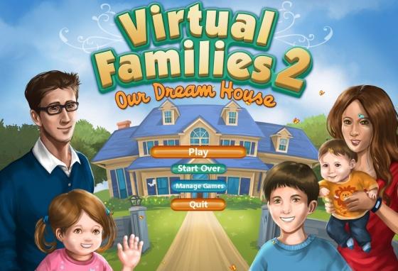 Virtual Families 2: Our Dream House (2013) - полная версия