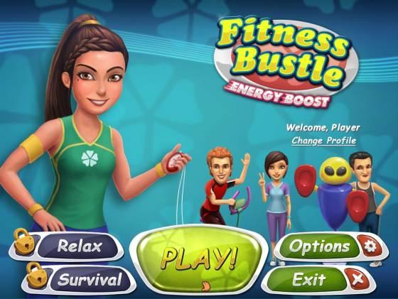 Fitness Bustle: Energy Boost (2013) - полная версия