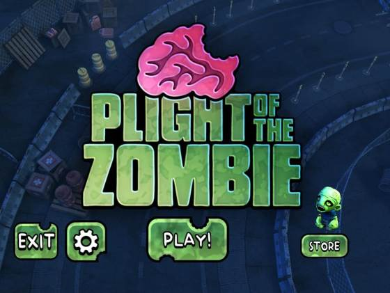 Plight of the Zombie (2013) - полная версия
