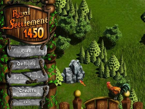 Royal Settlement 1450 (2013) - полная версия