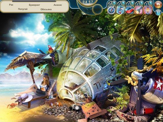 Загадочные приключения на острове (2013) - полная версия