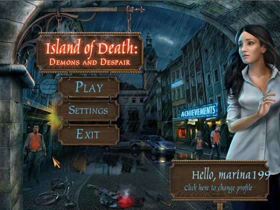Island of Death: Demons and Despair (2013) - полная версия