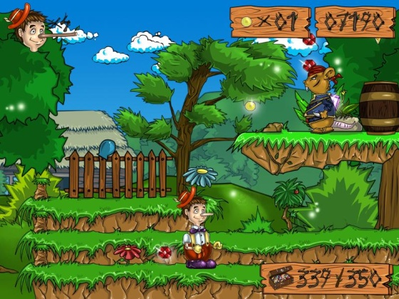 Pinocchio - полная версия