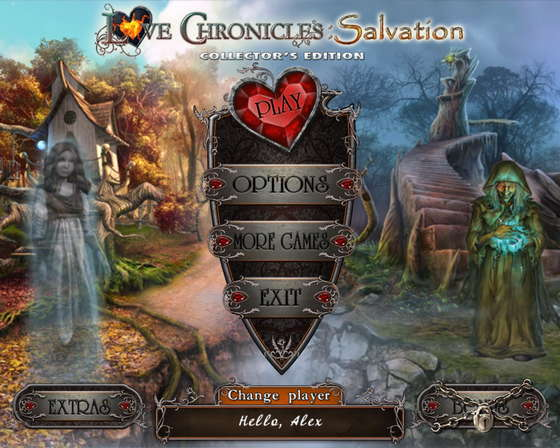 Love Chronicles 3: Salvation Collector's Edition (2013) - полная версия