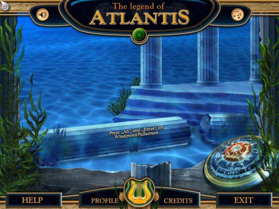 The Legend of Atlantis (2013) - полная версия