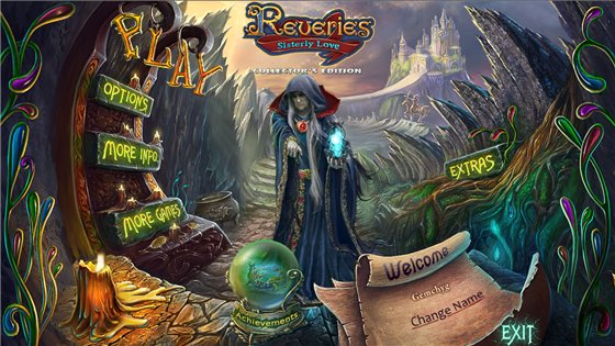 Reveries: Sisterly Love Collector's Edition (2013) - полная версия