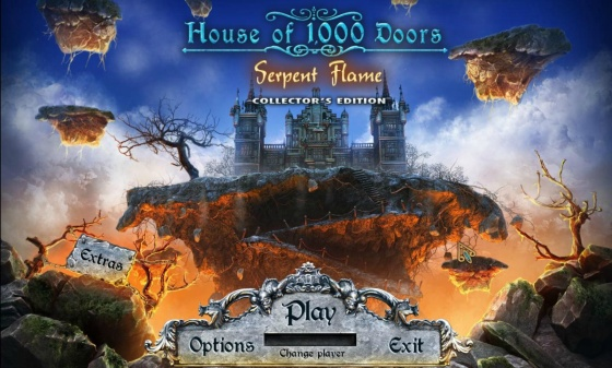 House of 1000 Doors 3: Serpent Flame Collector's Edition (2013) - полная версия