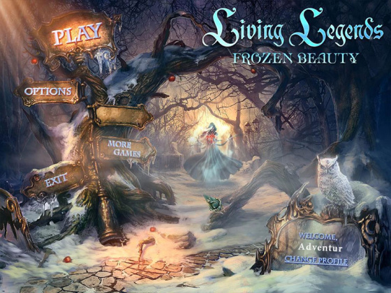 Living Legends 2: Frozen Beauty Collector's Edition (2013) - полная версия