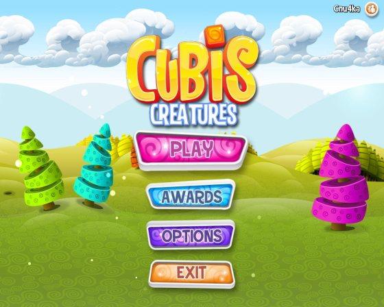 Cubis Creatures (2013) - полная версия
