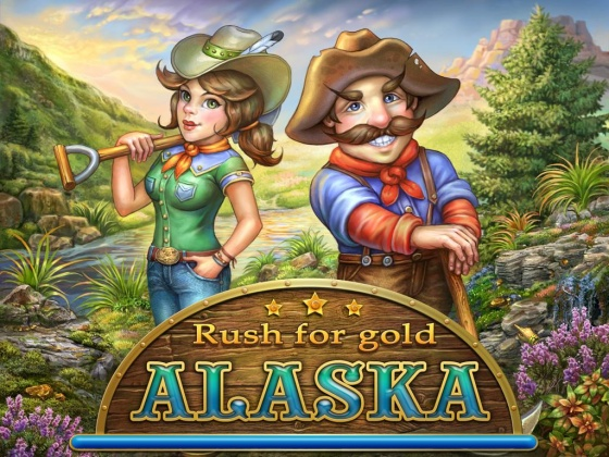 Rush for Gold: Alaska (2013) - полная версия