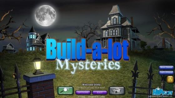 Build-a-lot 8: Mysteries (2013) - полная версия