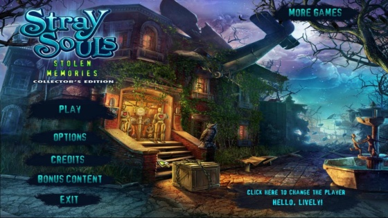 Stray Souls 2: Stolen Memories Collector's Edition (2013) - полная версия