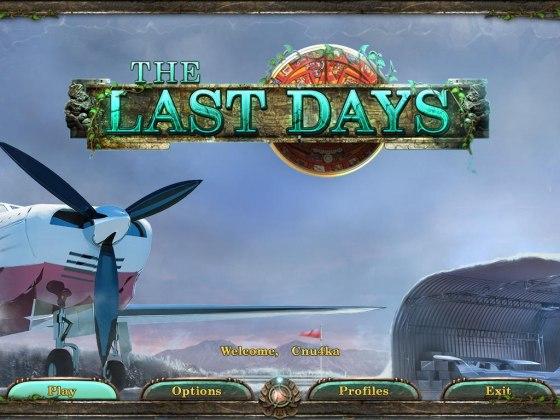 The Last Days (2013) - полная версия