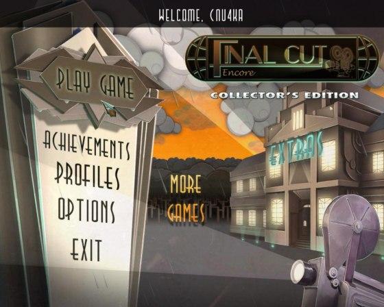 Final Cut 2: Encore Collector's Edition (2013) - полная версия