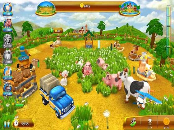 Веселая ферма 4 (2013/от IronUltra, RG Games) - полная версия