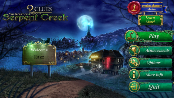 9 Clues: The Secret of Serpent Creek (2013) - полная версия