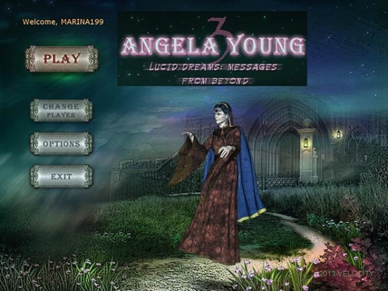 Angela Young 3. Lucid Dreams: Messages From Beyond (2013) - полная версия