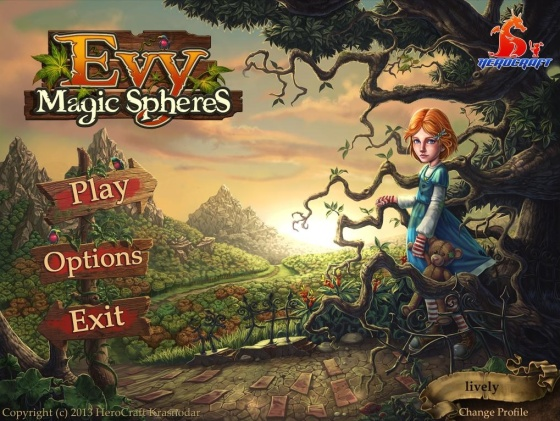 Evy: Magic Spheres (2013) - полная версия