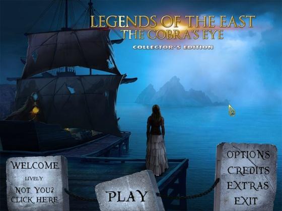 Legends of the East: The Cobras Eye Collectors Edition (2013) - полная версия