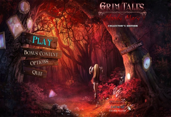 Grim Tales 5: Bloody Mary Collector's Edition (2013) - полная версия