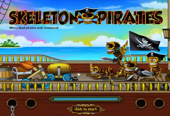 Skeleton Pirates (2013) - полная версия
