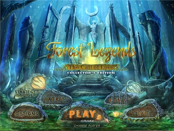 Forest Legends: The Call of Love Collector's Edition (2013) - полная версия