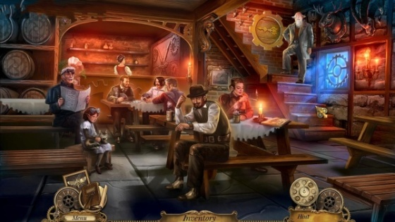 Clockwork Tales: Of Glass and Ink Collector's Edition (2013) - полная версия