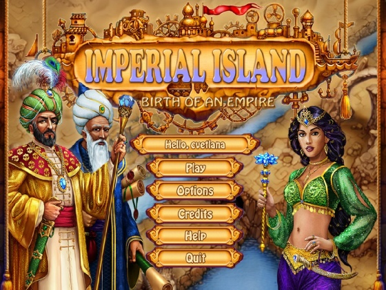 Imperial Island: Birth of an Empire (2013) - полная версия