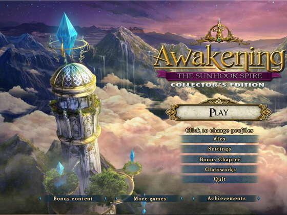 Awakening 5: The Sunhook Spire Collector's Edition (2013) - полная версия