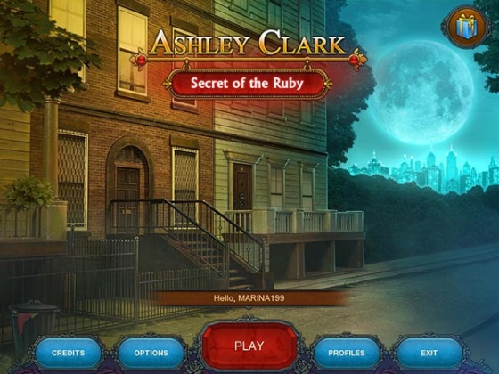 Ashley Clark. Secret of the Ruby (2013) - полная версия