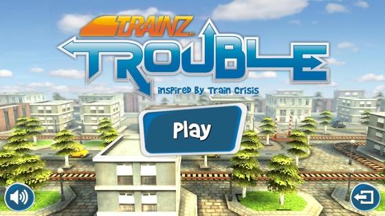 Trainz Trouble (2013) - полная версия