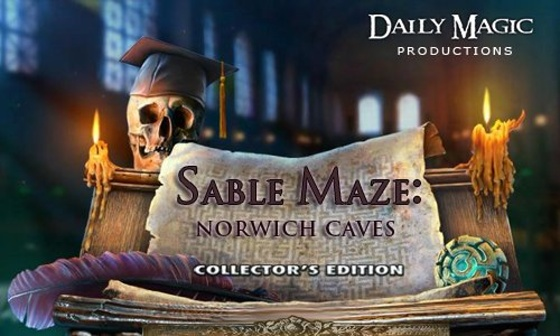 Sable Maze 2: Norwich Caves Collector's Edition (2013) - полная версия