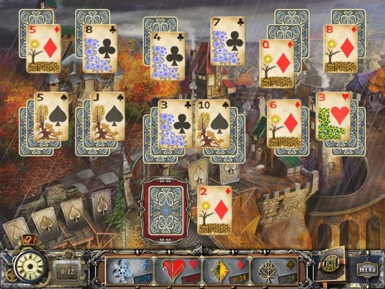 Solitaire Mystery: Four Seasons (2013) - полная версия