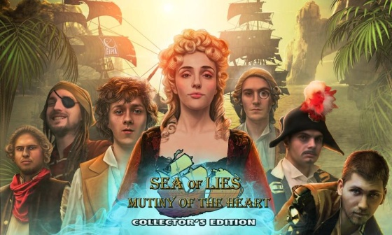 Sea of Lies: Mutiny of the Heart Collector's Edition (2013) - полная версия