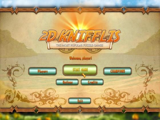 2D Knifflis (2013) - полная версия