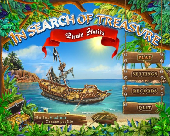 In Search of Treasure: Pirate Stories (2013) - полная версия