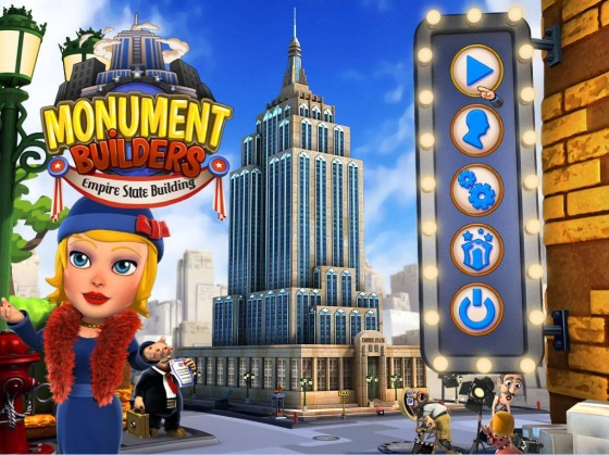 Monument Builders: Empire State Building (2013) - ������ ������
