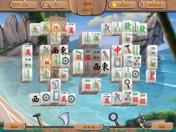 Summer Mahjong (2013) - полная версия