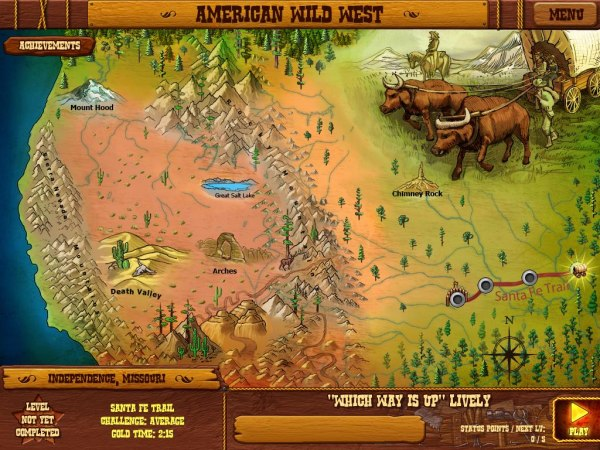 Settlers of the West (2013) - полная версия