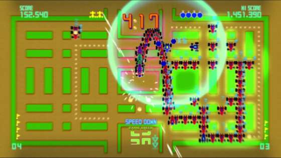 Pac-Man Championship Edition DX (2013) - полная версия