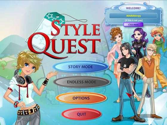Style Quest (2013) - полная версия