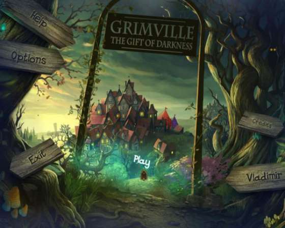 Grimville: The Gift of Darkness (2013) - полная версия