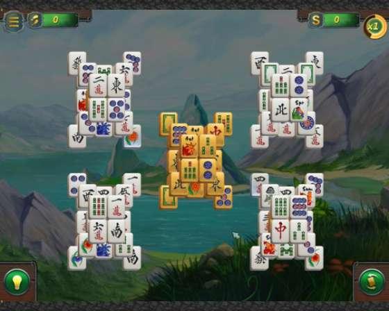 Mahjong Gold (2013) - полная версия