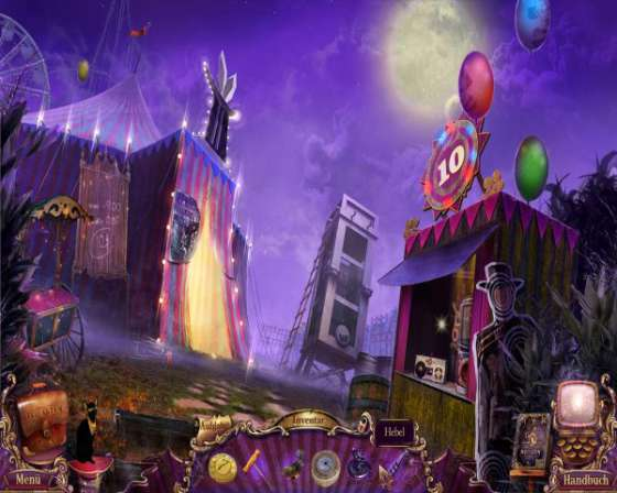 Mystery Case Files 10: Fates Carnival Sammleredition (2013) - полная версия