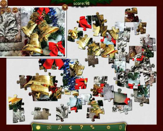 Holiday Jigsaw: Christmas (2013) - полная версия