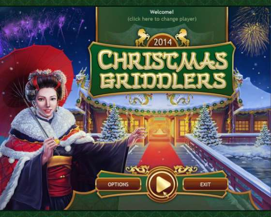 Christmas Griddlers 2014 (2013) - полная версия