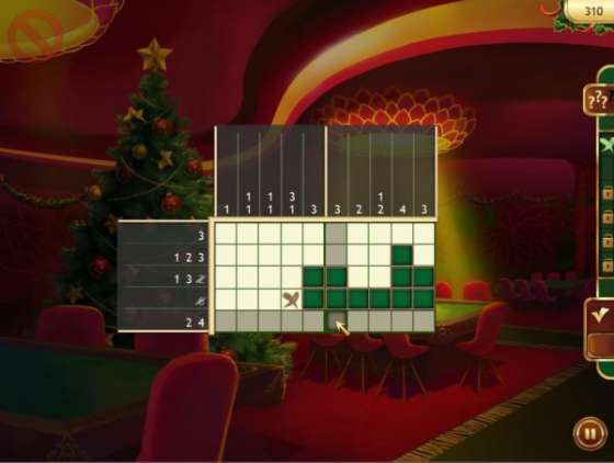 Christmas Griddlers 2014 (2013) - полная версия