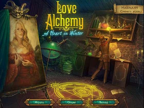 Алхимия любви: Сердечные дела в зимний период (2013) - полная версия