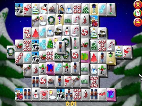 Mahjong Christmas (2013) - полная версия